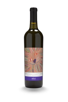 Nice Periwinkle Charity Wine - Howell Mountain Red Image