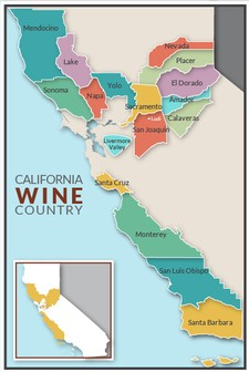 SOLD OUT! Wine Event: Napa vs. Sonoma