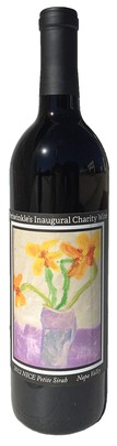 2012 Nice Petite Sirah Benefiting The Periwinkle Foundation