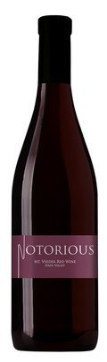 2016 Notorious Mt. Veeder Rhone Red
