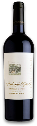 Rutherford Grove Estate Sangiovese