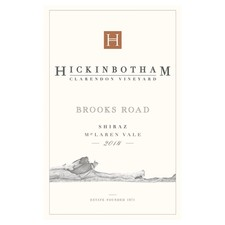 Hickinbotham Brooks Road Shiraz